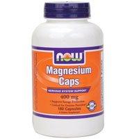 NOW Foods Magnesium Capsules