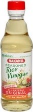 Nakano Seasoned Rice Vinegar 12 Oz (Pack of 6)