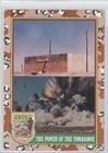 """The Power Of The Tomahawk (Yellow """"""""Desert Storm"""""""") (Trading Card) 1991 Topps Desert Storm - [Base] #46.1"""