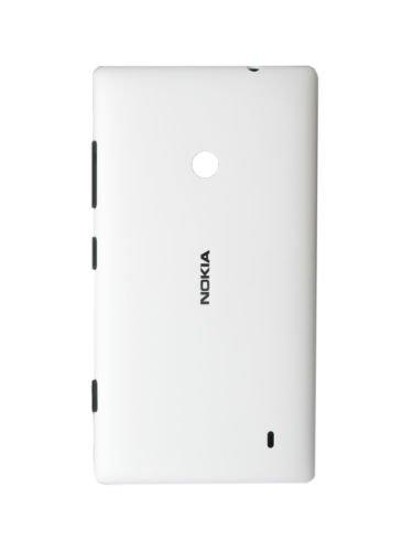 New White Original Battery Back Door Cover Case for Nokia Lumia 525 520 (Nokia Lumia 520 Back Cover)