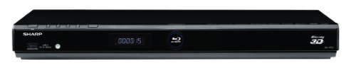 Sharp BDHP25U Blu Ray Player Black