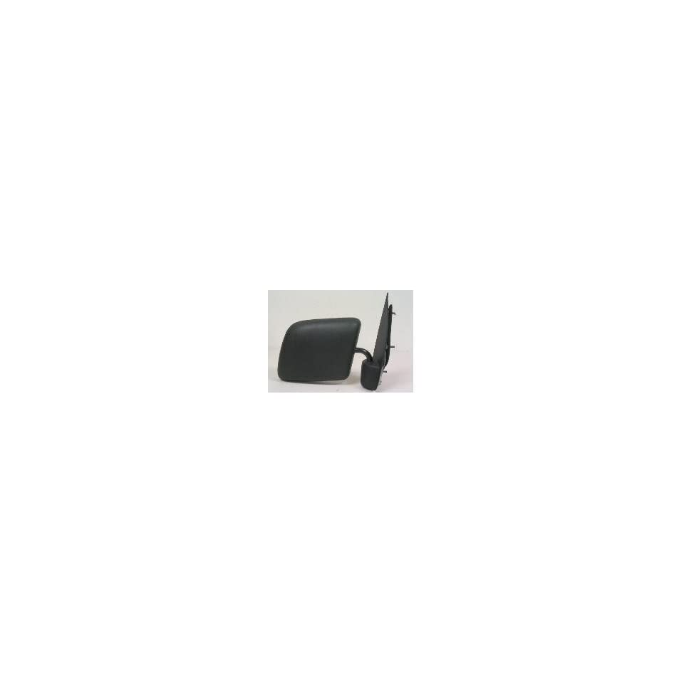 92 93 FORD ECONOLINE VAN SIDE MIRROR, RH (PASSENGER SIDE), MANUAL SWING LOCK (CONVEX)