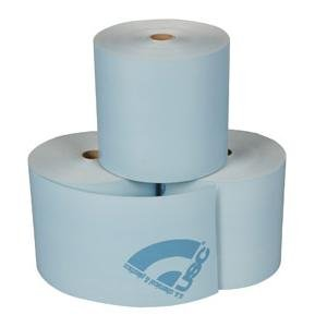 36 in. x 738 ft. Roll Polycoated Blue Paper by U.S. Chemical & Plastics