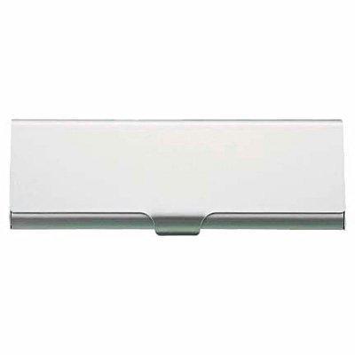 MUJI Aluminum Pen Case Box (Aluminum Pen Case)