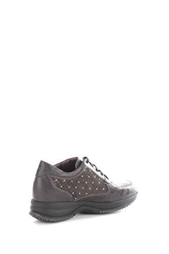 Giardini Grigio Donna A616061d Nero Sneakers 8xdf8q