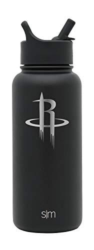 Simple Modern Houston Rockets Straw Water -