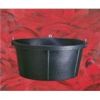 Fortex Rubber Feeder Tubs for Horses, - Rubber Feeder Tub