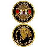 Operation Enduring Freedom Been There... Done That Challenge Coin ()