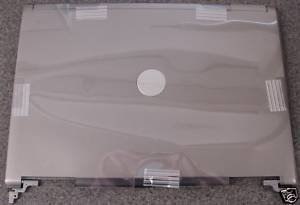 Dell OEM Latitude D620 D630 LCD Back Cover Top Lid Hinges YT450 ()