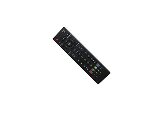 Easytry123 Repla Remote Control for Toshiba SE-R0378 AH70076 BDX2700 BDX2700KU BDX2500 BDX3000 Blu-ray Disc DVD Player (Toshiba Blu Ray Remote Control)