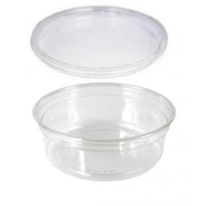 25 pcs vasos de microondas recipiente de plástico de grado de ...