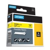 The Excellent Quality LABEL, DYMO RHINO, YELLOW 1/2''X11.5