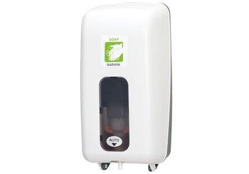 Sensor dispensador para jabón saraya UD 9000 dispensador automático de jabón líquido para 1.2 L de