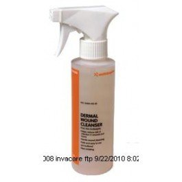Dermal Wound Skin / Wound Cleanser-Packaging: 8 fl oz Spray Bottle - Each 1 ()