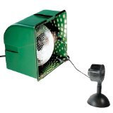 Light Flurries LED WeatherProof Falling Snowflakes Light Projector