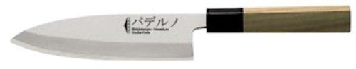 Paderno World Cuisine Deba Japanese Sushi Knife, 4-1/8-Inch by Paderno World Cuisine