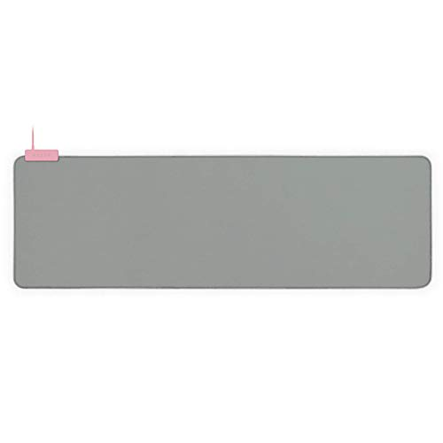 Razer Goliathus Extended Chroma Gaming Mouse Pad: Customizable Chroma RGB Lighting – Soft, Cloth Material – Balanced…