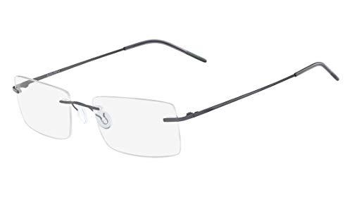 Óculos Airlock Wisdom 205 035 Cinza Lente Tam 54