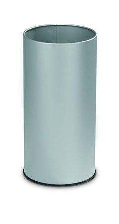 Dim 24x24xh49 stilcasa Portaombrelli grigio-Litri 22 in Ferro