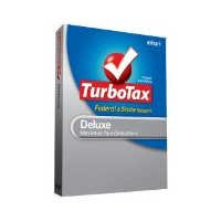 TurboTax Deluxe Federal + eFile + State 2009