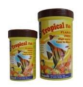 Comida para peces tropicales en escamas (250 ml.)
