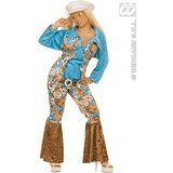Ladies Hippie Woman Costume Double Extra Large UK 20+ for 60s 70s Hippy Fancy Dress (70s Characters Fancy Dress)