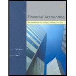 Financial Accounting : An Introduction to Concepts, Methods, and Uses, Stickney, Clyde P. and Weil, Roman L., 0324322690