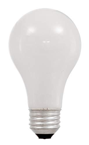 SYLAVNIA Halogen Dimmable Lamp / Replacing A19 100W Halogen Bulb Super Soft White / Medium Base E26 / 72 Watt / 2900 K - warm white, 2 Pack - Halogen Bulbs ...