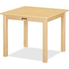 Jonti-Craft 57212JC Multi-Purpose Square Table, 12