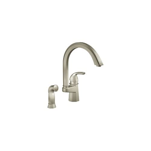 Moen Showhouse S741SL Felicity One Handle Kitchen Faucet With Side ...