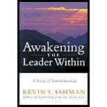 Awakening the Leader Within by Cashman, Kevin, Forem, Jack. (Wiley,2003) [Hardcover]