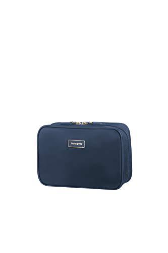 (SAMSONITE Karissa Cosmetic Cases Weekender Toiletry Bag 22 cm Dark Navy)