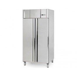 Congelador profesional 745 litros - 100% acero inoxidable - con 2 ...