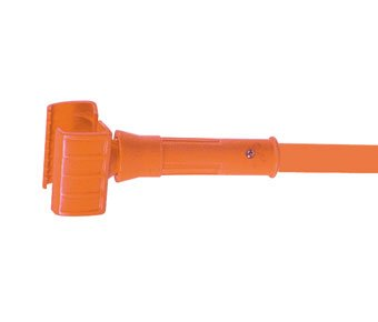 Impact 61 Plastic Tymsaver II Mop Handle, 54'' Length x 1'' Height, Orange (Case of 12) by Impact Products