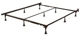 Glideaway Queen 9 Leg Bed Frame for waterbeds and Regular beds