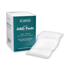 medline-industries-prm21450-abdominal-pads-sterile-5-inx9-in-25-bx-white
