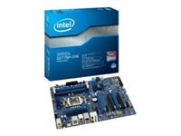 Intel Desktop Board DZ77BH-55K Media Series - Motherboard - ATX - LGA1155 Socket - Z77 (NV2311) Category: Motherboards