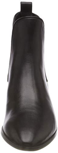 LK Beck Damen Stiefeletten Schwarz BENNETT 002 Black rBFqxr