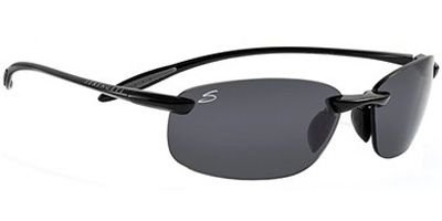 Serengeti Nuvola Adult Polarized Sport Outdoor Sunglasses/Eyewear - Shiny Black/PhD CPG / - Polar Sport Phd Serengeti Sunglasses