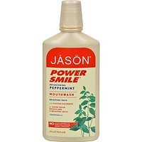 (Jason Natural Products - Mouthwash Power Smile Super Refreshing Peppermint - 16 oz. Please read the details before purchase. There is no doubt the 24-hour contacts.)