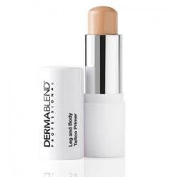 Dermablend Leg et Body Tattoo Make-Up Shade Primer, n ° 2 Tan Dark