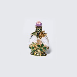 Department 56 Bejeweled Collection Bee Jeweled Perfume - Bejeweled Department 56