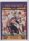 Beno Bryant (Football Card) 1992 Pay Less Drug Stores Prime Sports Northwest (PSNW) - University of...