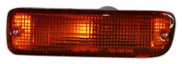 (TYC 12-1552-90 Toyota Tacoma Driver Side Replacement Signal Lamp)