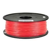 Inland 1.75mm Red PLA 3D Printer Filament - 1kg Spool (2.2 lbs)