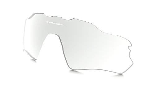 Oakley Radar EV Path Replacement Lens Clear, One - Clear Oakley Radar