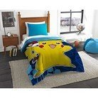 Pokemon Twin Comforter and Sheet Set