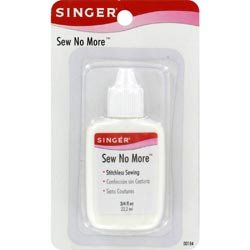 Bulk Buy: Singer Sew No More Fabric Glue 3/4 Ounce 00184 (3-Pack) by singer