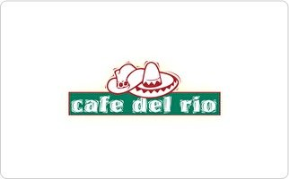 Cafe Del Rio Gift Card ($50) - In Spanish Fort Stores Al