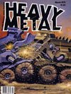 img - for Heavy Metal March 1979 book / textbook / text book